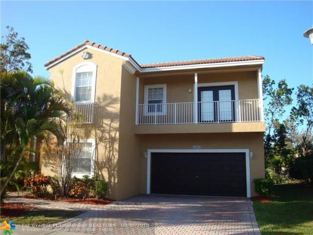12661 NW 10th St, Coral Springs, FL 33071 (MLS #F10110560) :: United Realty Group