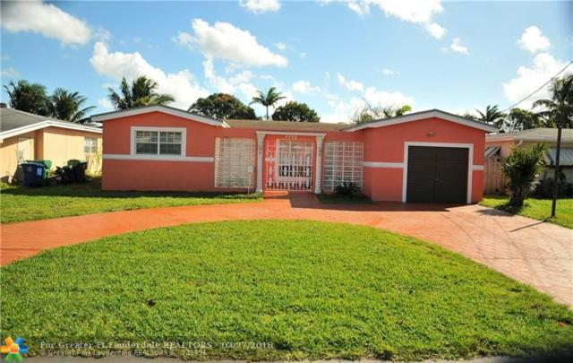 7770 Granada Blvd, Miramar, FL 33023 (MLS #F10110616) :: Green Realty Properties