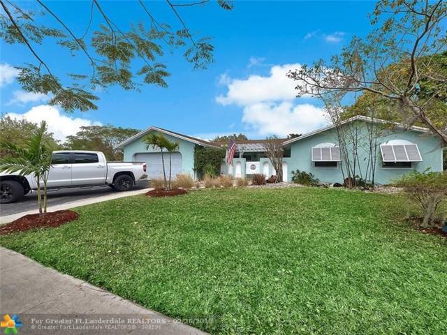 7181 SW 19th St, Plantation, FL 33317 (MLS #F10110649) :: Green Realty Properties