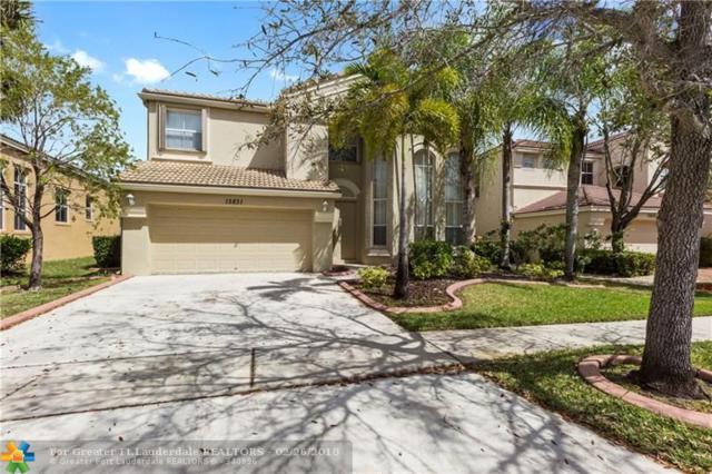 15831 SW 49th Ct, Miramar, FL 33027 (MLS #F10110658) :: Green Realty Properties