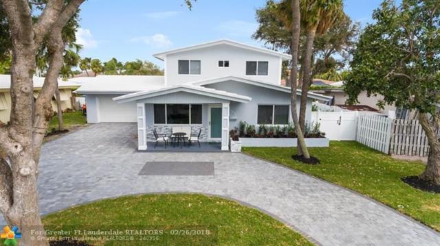 255 Corsair Ave, Lauderdale By The Sea, FL 33308 (MLS #F10110678) :: Green Realty Properties