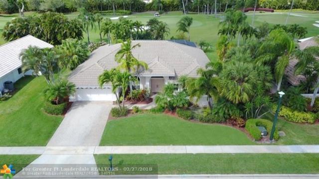 11134 Boca Woods Ln, Boca Raton, FL 33428 (MLS #F10110727) :: Green Realty Properties