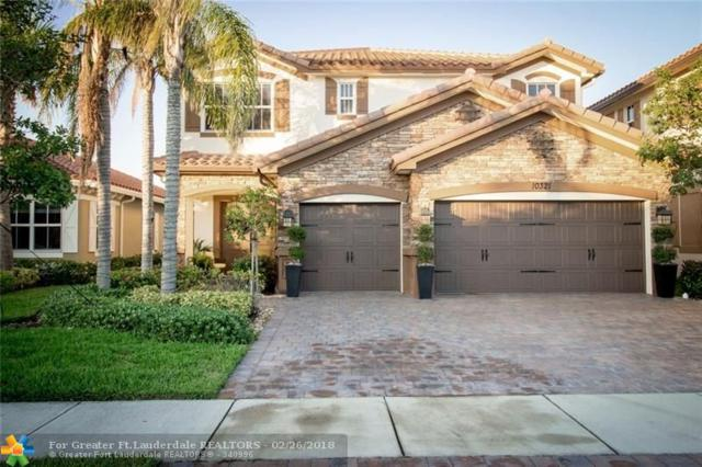 10321 Lake Vista Court, Parkland, FL 33076 (MLS #F10110777) :: Green Realty Properties