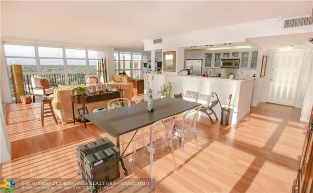 400 Leslie Dr #1109, Hallandale, FL 33009 (MLS #F10110839) :: Green Realty Properties