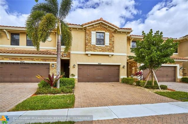 9627 Town Parc Cir #9627, Parkland, FL 33076 (MLS #F10111011) :: Green Realty Properties