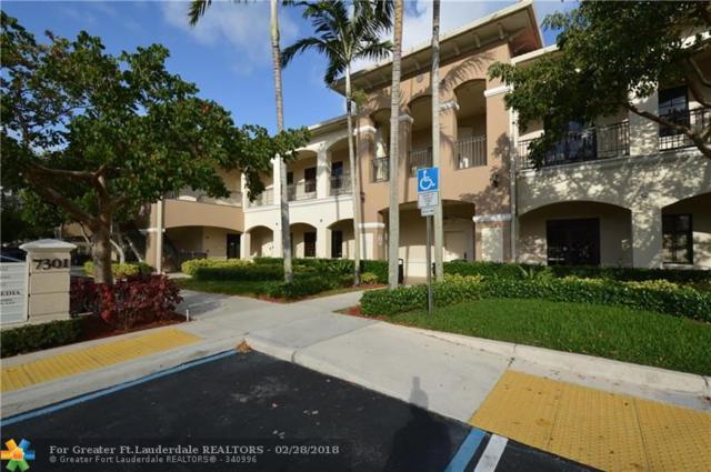 7301 Wiles Road #206, Coral Springs, FL 33067 (MLS #F10111117) :: Green Realty Properties
