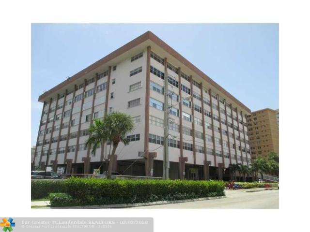 111 Golden Isles Dr F-8, Hallandale, FL 33009 (MLS #F10111161) :: Green Realty Properties