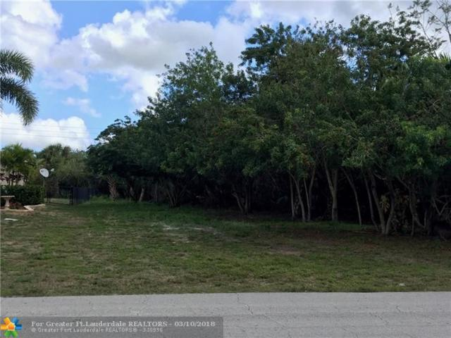 4343 SW Yamada Dr, Port Saint Lucie, FL 34953 (MLS #F10111330) :: Green Realty Properties