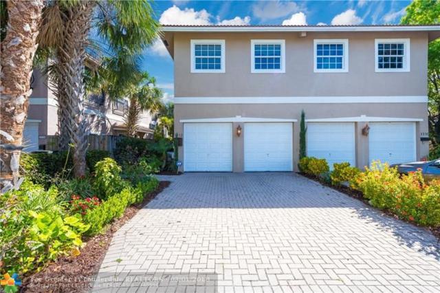 1112 NE 2nd Ave #1112, Fort Lauderdale, FL 33304 (MLS #F10111347) :: Green Realty Properties