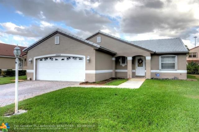 18860 NW 2nd St, Pembroke Pines, FL 33029 (MLS #F10111398) :: Green Realty Properties