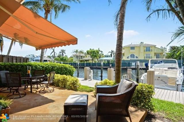 2736 NE 14th St #1, Fort Lauderdale, FL 33304 (MLS #F10111414) :: Green Realty Properties