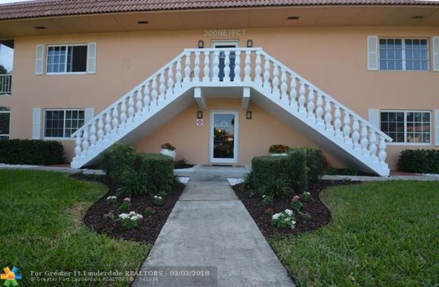 300 NE 19th Ct 211-N, Wilton Manors, FL 33305 (MLS #F10111608) :: Green Realty Properties