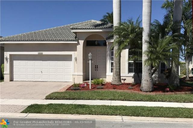 4850 NW 117th Ave, Coral Springs, FL 33076 (MLS #F10111614) :: The Dixon Group