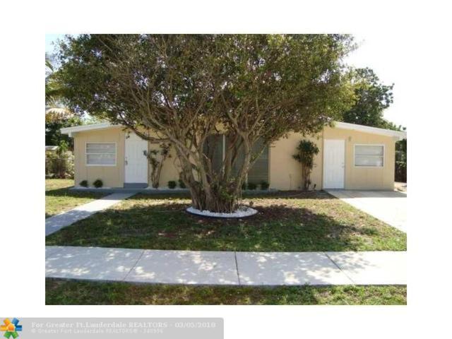 242 NE 42ND ST, Deerfield Beach, FL 33064 (MLS #F10111895) :: Green Realty Properties
