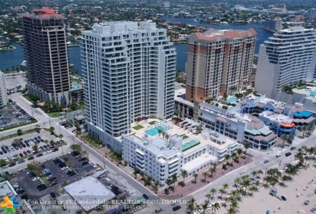 101 S Fort Lauderdale Beach Blvd #1801, Fort Lauderdale, FL 33316 (MLS #F10112156) :: Green Realty Properties
