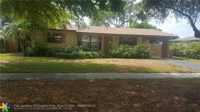 6480 NW 11th St, Margate, FL 33063 (MLS #F10112342) :: Green Realty Properties