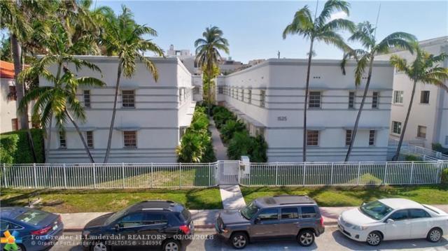 1525 Pennsylvania Ave #6, Miami Beach, FL 33139 (MLS #F10112377) :: Green Realty Properties