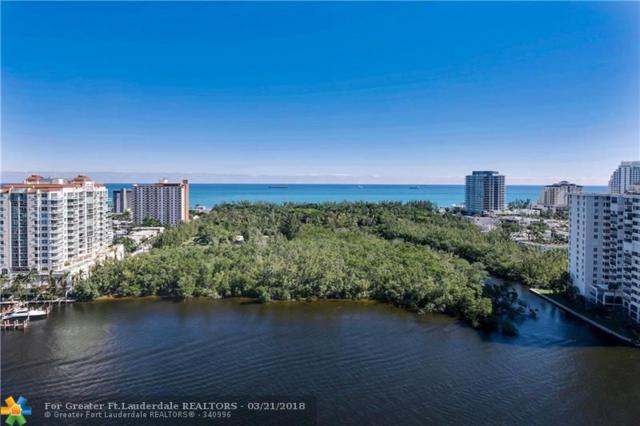 920 Intracoastal Drive Ph1, Fort Lauderdale, FL 33304 (MLS #F10112423) :: Green Realty Properties