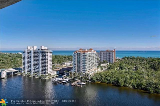 920 Intracoastal Drive Ph2, Fort Lauderdale, FL 33304 (MLS #F10112517) :: Green Realty Properties