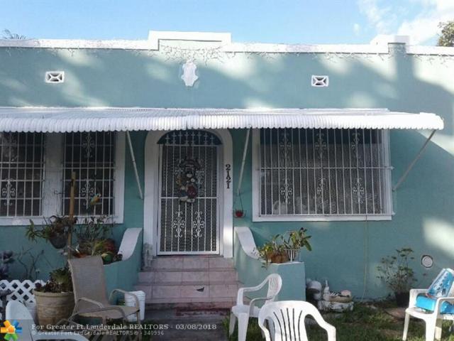 2121 NW 26th St, Miami, FL 33142 (MLS #F10112530) :: Green Realty Properties