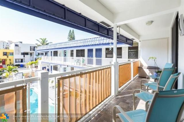 322 Taylor St 2F, Hollywood, FL 33019 (MLS #F10112587) :: Green Realty Properties