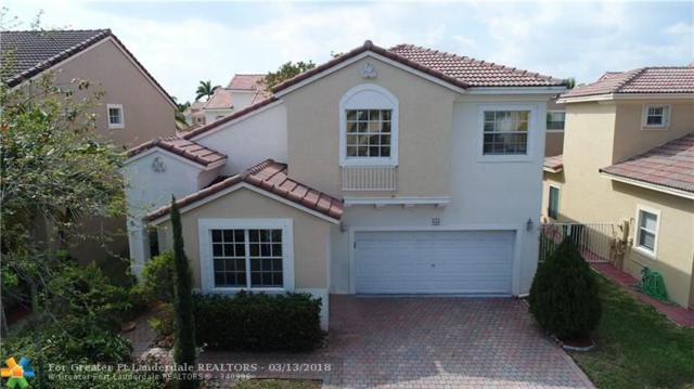 946 NW 126TH AVE, Coral Springs, FL 33071 (MLS #F10112631) :: Green Realty Properties
