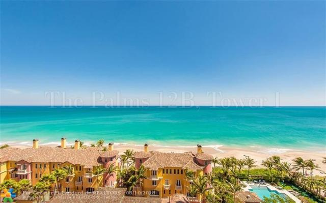 2100 N Ocean Blvd 12B, Fort Lauderdale, FL 33305 (MLS #F10112650) :: Green Realty Properties