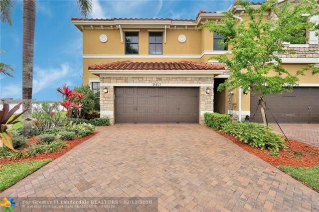 9611 Waterview Way #9611, Parkland, FL 33076 (MLS #F10112764) :: Green Realty Properties