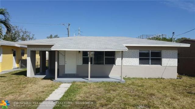 4017 SW 20th St, West Park, FL 33023 (MLS #F10112822) :: Green Realty Properties