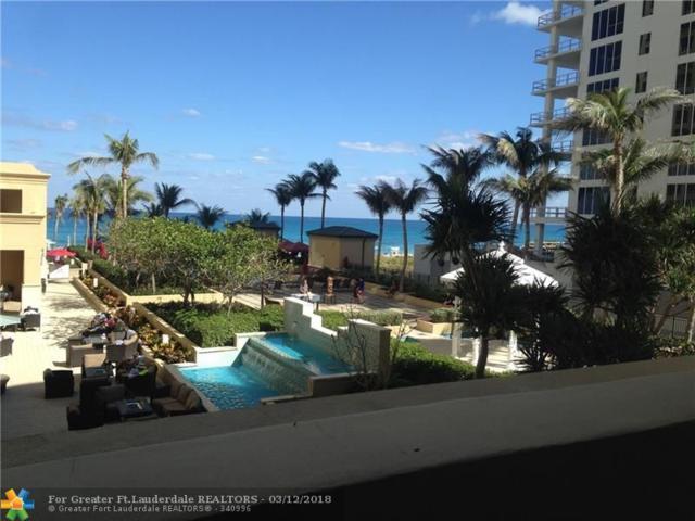 3800 N Ocean Dr #415, Riviera Beach, FL 33404 (MLS #F10112887) :: Green Realty Properties