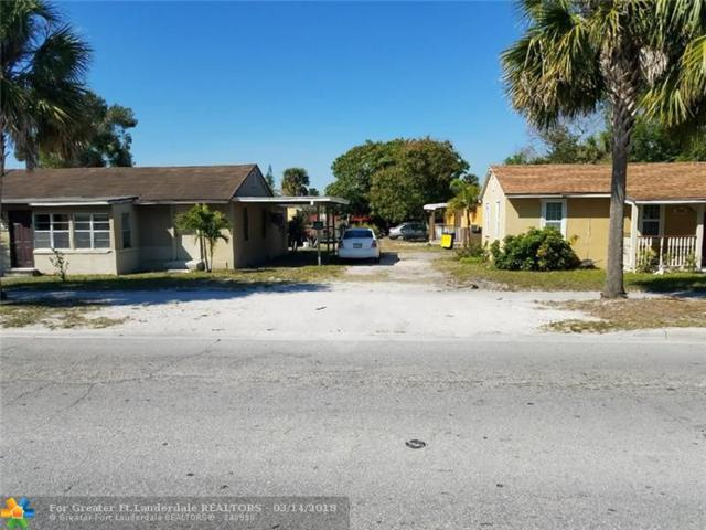 2506 Avenue D, Fort Pierce, FL 34947 (MLS #F10112951) :: Green Realty Properties