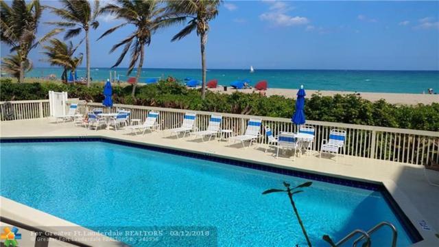 1500 N Ocean Blvd #304, Pompano Beach, FL 33062 (MLS #F10112958) :: Green Realty Properties