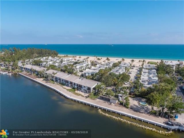 1665 S Ocean Ln #190, Fort Lauderdale, FL 33316 (MLS #F10113112) :: Green Realty Properties