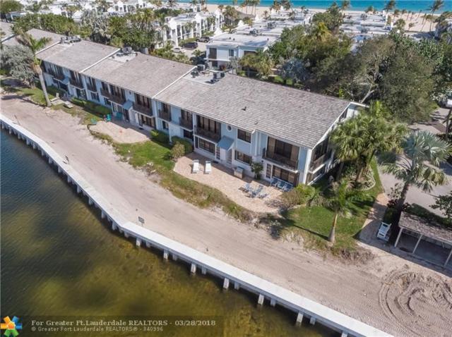 1665 S Ocean Ln #191, Fort Lauderdale, FL 33316 (MLS #F10113128) :: Green Realty Properties