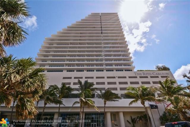 1 N Fort Lauderdale Beach Blvd #1505, Fort Lauderdale, FL 33304 (MLS #F10113262) :: Green Realty Properties