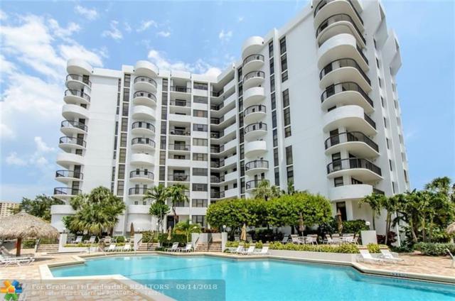 1361 S Ocean Blvd #1001, Pompano Beach, FL 33062 (MLS #F10113398) :: Green Realty Properties