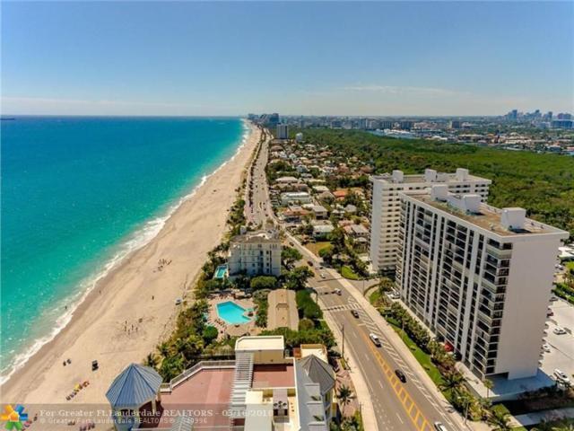 1905 N Ocean 8-E, Fort Lauderdale, FL 33305 (MLS #F10113446) :: Green Realty Properties