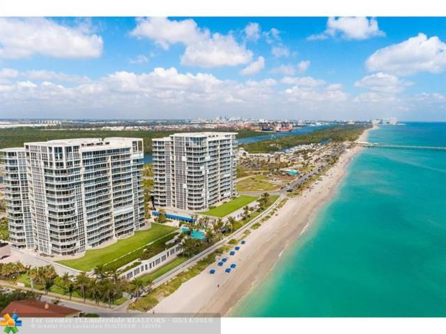 6001 N Ocean Dr Ph2, Hollywood, FL 33019 (MLS #F10113496) :: Green Realty Properties