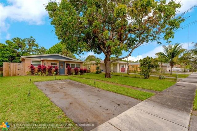 511 NW 21 Ter, Fort Lauderdale, FL 33311 (MLS #F10113640) :: Green Realty Properties