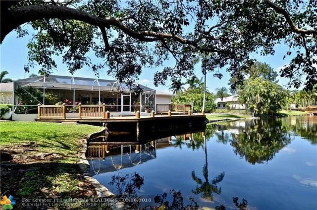 4020 S Hiatus Rd, Davie, FL 33330 (MLS #F10113696) :: Green Realty Properties