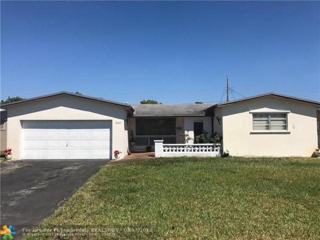 7619 Dilido Blvd, Miramar, FL 33023 (MLS #F10113783) :: Green Realty Properties