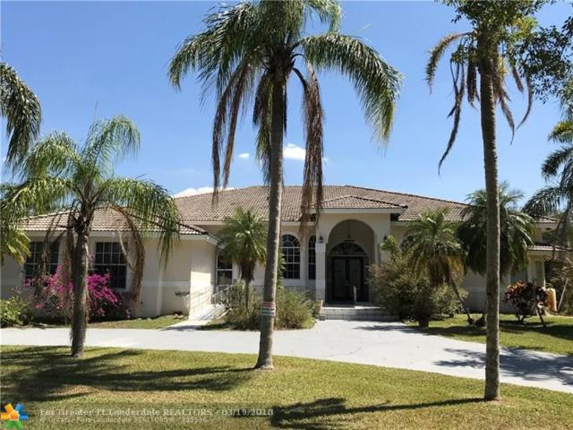 18950 SW 54 PL, Southwest Ranches, FL 33332 (MLS #F10113844) :: Green Realty Properties