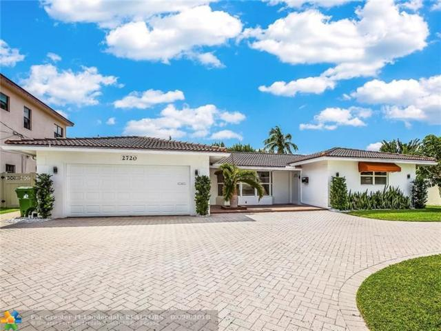 2720 NE 56th Ct, Fort Lauderdale, FL 33308 (MLS #F10113993) :: Green Realty Properties