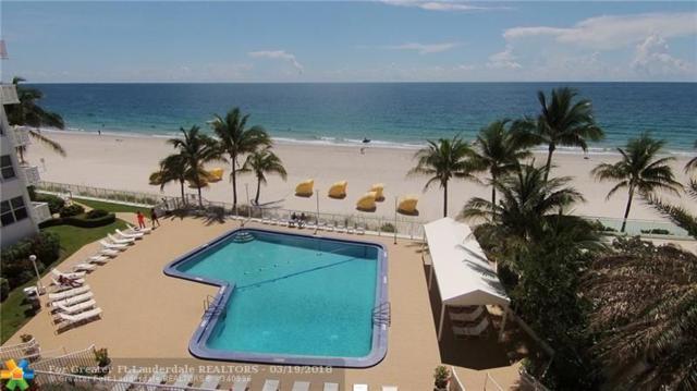 4010 Galt Ocean Dr #1616, Fort Lauderdale, FL 33308 (MLS #F10114050) :: Green Realty Properties