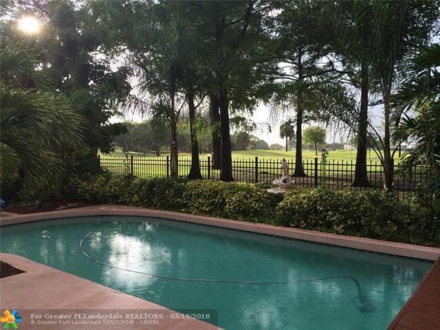 7615 Black Olive Way, Tamarac, FL 33321 (MLS #F10114081) :: The Dixon Group