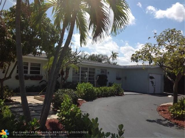 140 SE 11th St, Pompano Beach, FL 33060 (MLS #F10114099) :: Green Realty Properties