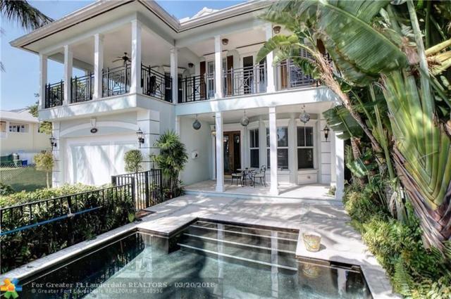 909 Cordova Rd, Fort Lauderdale, FL 33316 (MLS #F10114100) :: Green Realty Properties
