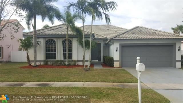 592 SW 179th Ave, Pembroke Pines, FL 33029 (MLS #F10114101) :: The Dixon Group