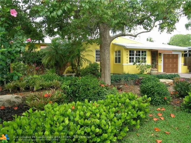 525 NE 13th Ave, Fort Lauderdale, FL 33301 (MLS #F10114102) :: Green Realty Properties