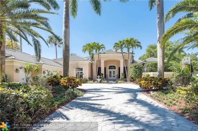 7801 E Upper Ridge Dr, Parkland, FL 33067 (MLS #F10114163) :: Green Realty Properties